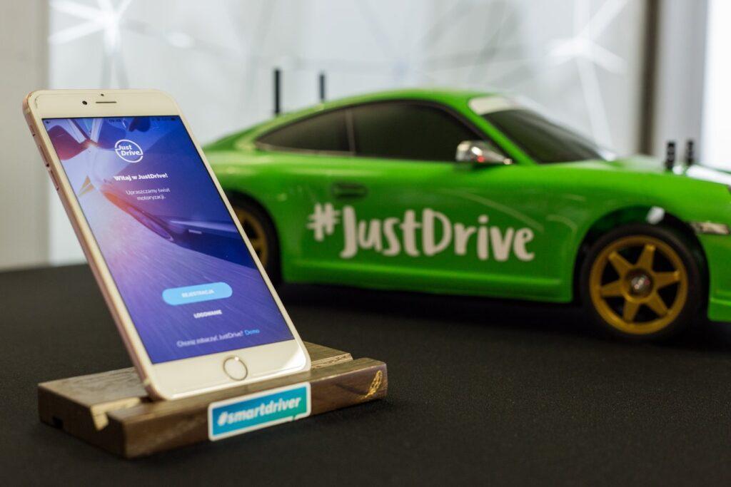 Just Drive konferencja prasowa PR Calling