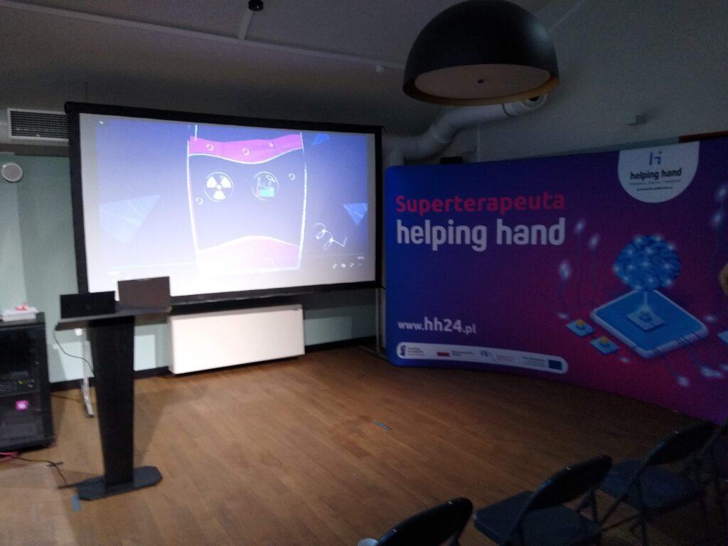Helping Hand konferencja prasowa
